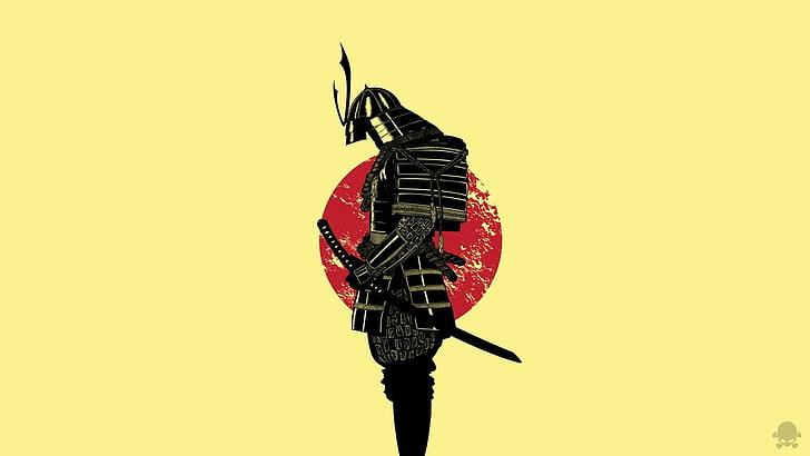 Hd samurai with japan. Warrior clipart wallpaper