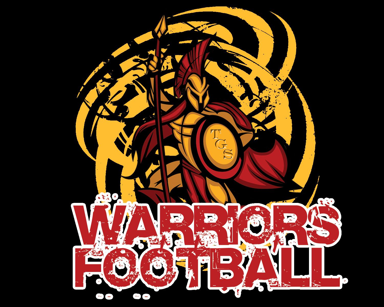 Warriors true grit sports. Warrior clipart warrior football