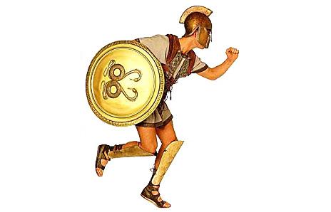 Warrior clipart warrior greek. Clip art library