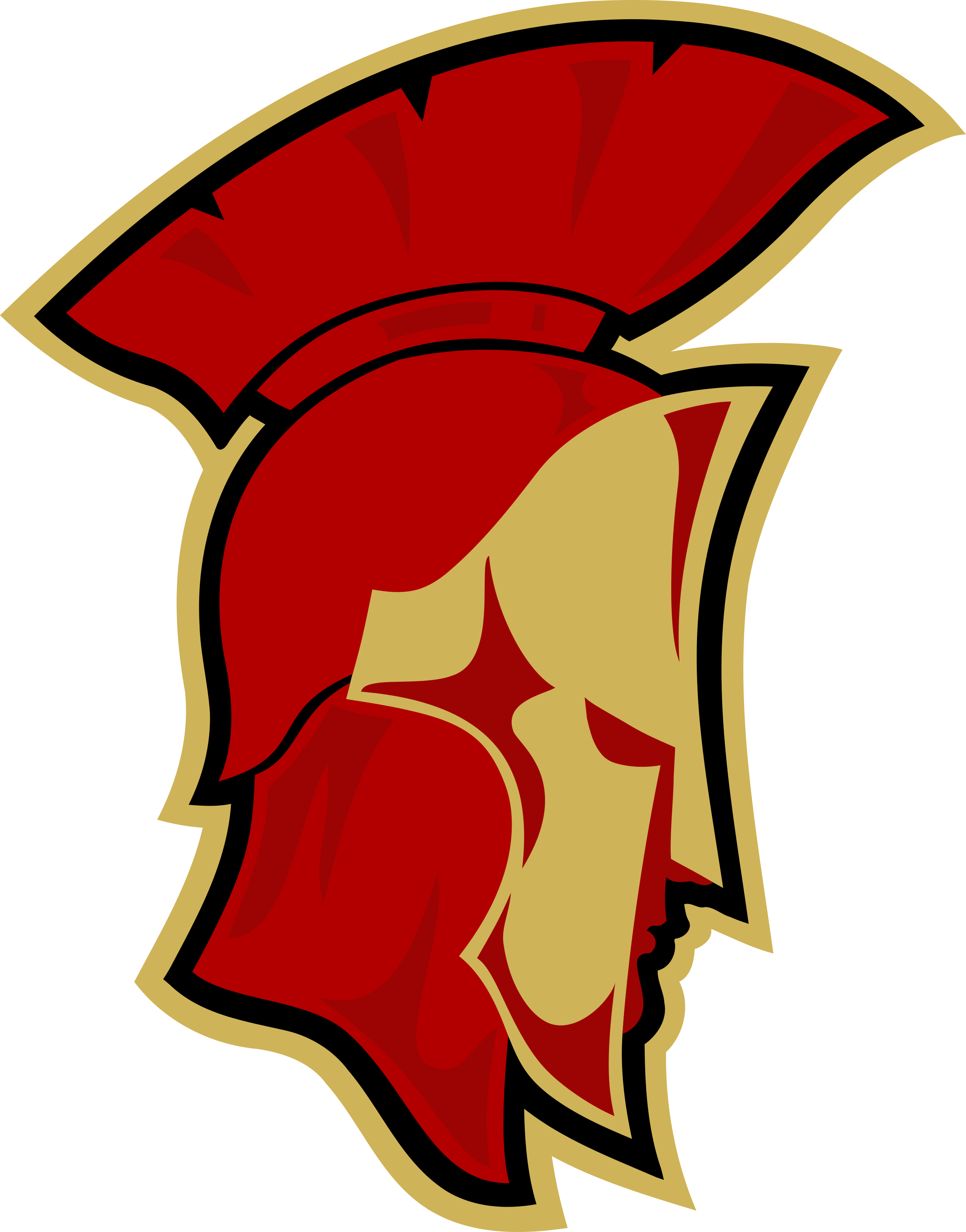 Warrior clipart warrior head. March cbc calvary university