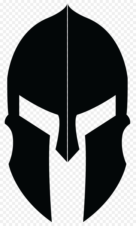 Army cartoon illustration silhouette. Warrior clipart warrior helmet
