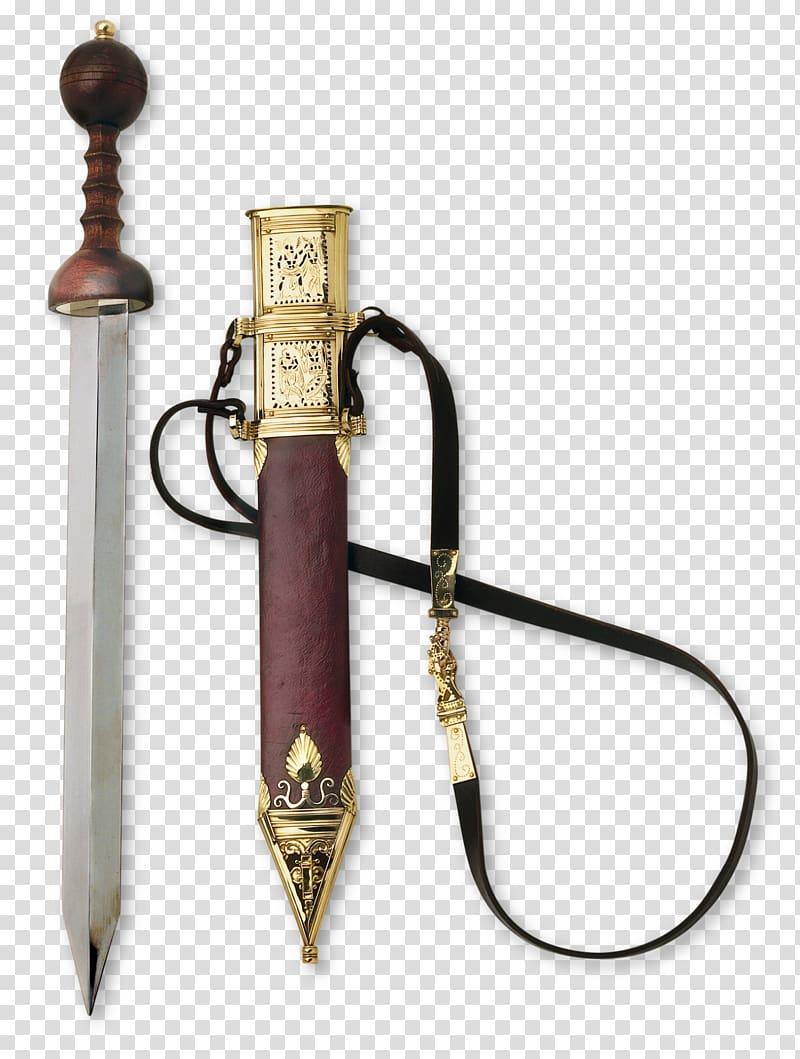 Ancient rome military personal. Warrior clipart weapon roman
