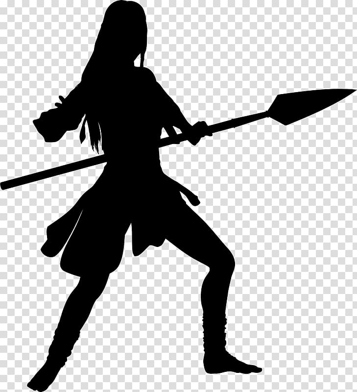 Warrior clipart woman warrior. The transparent background png