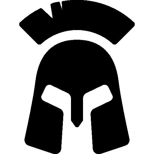royalty free download. Warrior helmet png