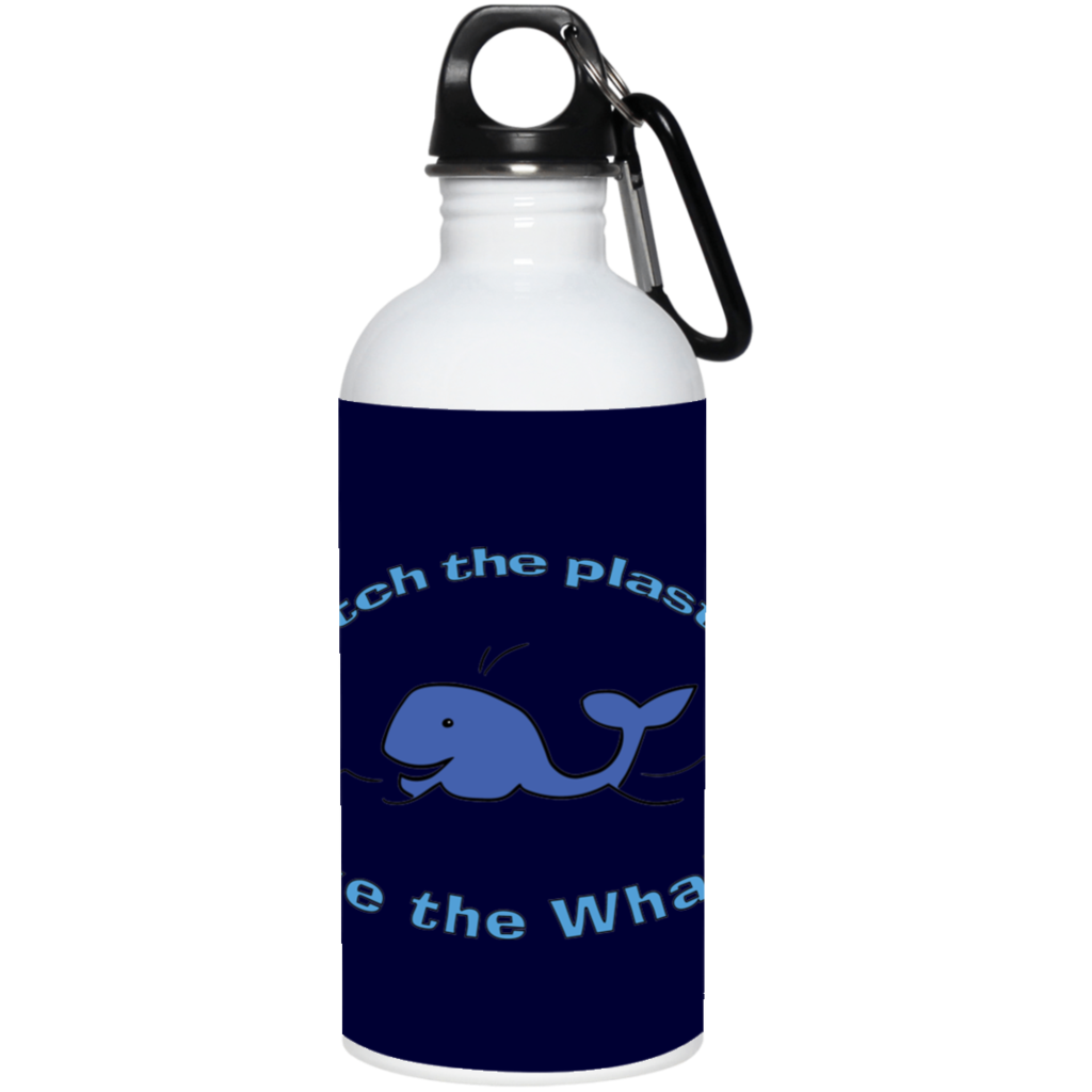 Water bottle cartoon png. Save the wales eco