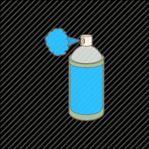 Water bottle cartoon png. Art by ivan ryabokon
