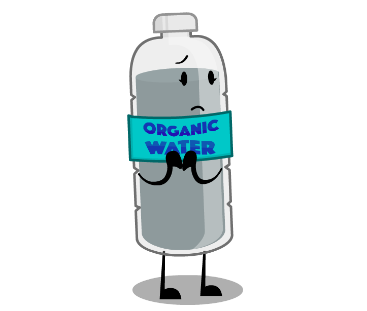 Commission cement funny xd. Water bottle cartoon png