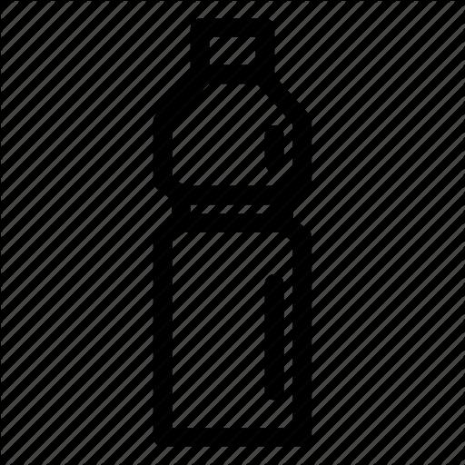 Water bottle icon png. Food by nikita tcherednikov