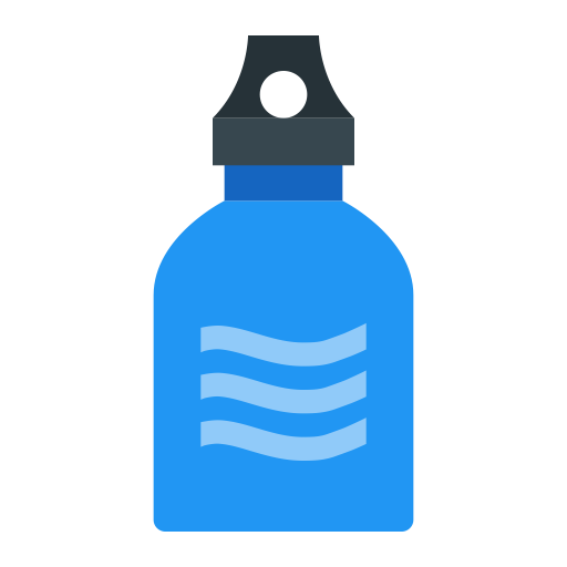 Water bottle vector png. Drink food icon and