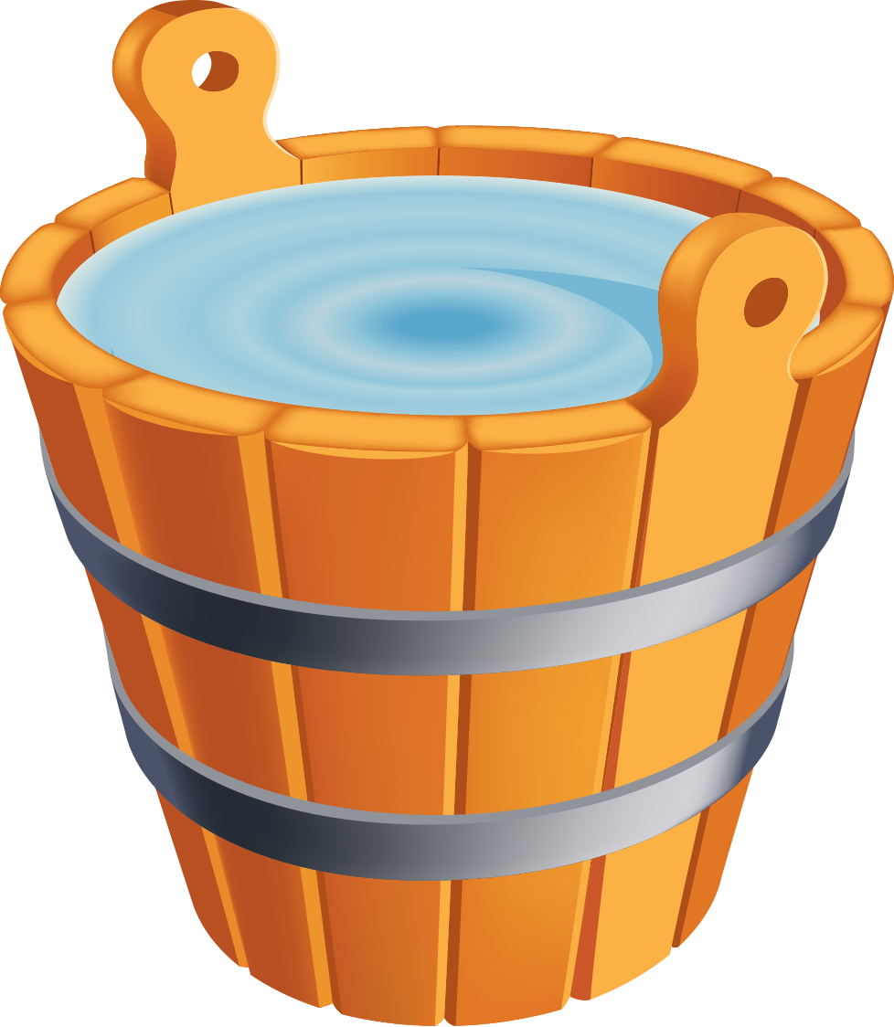 Water clipart bucket. Cliparts free download best