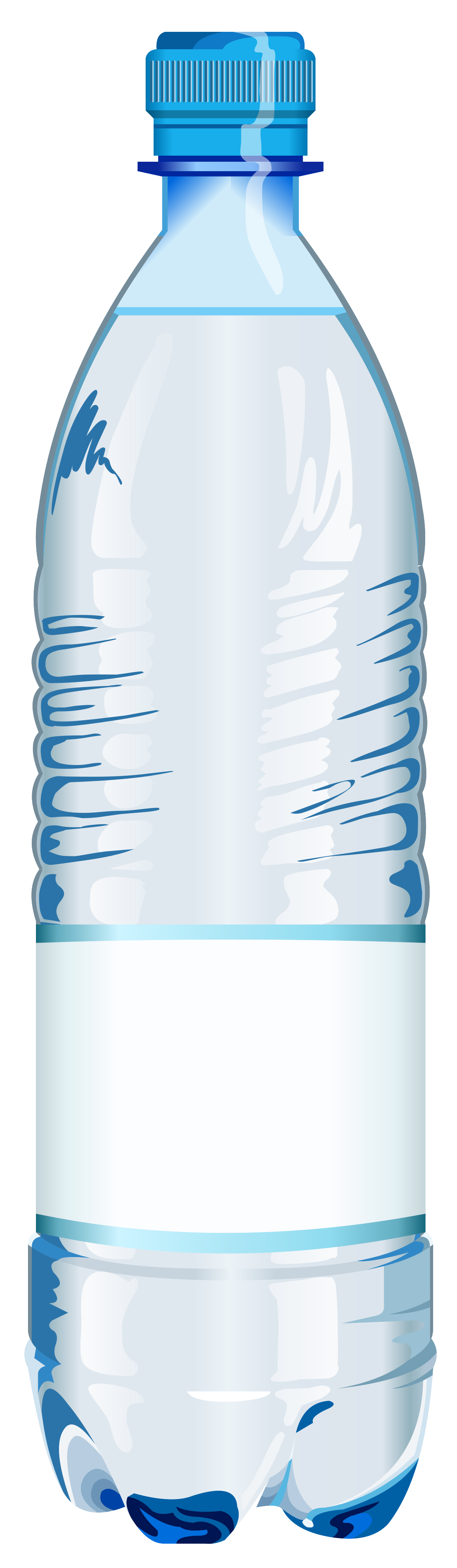 Small of mineral clipart. Bottle water png