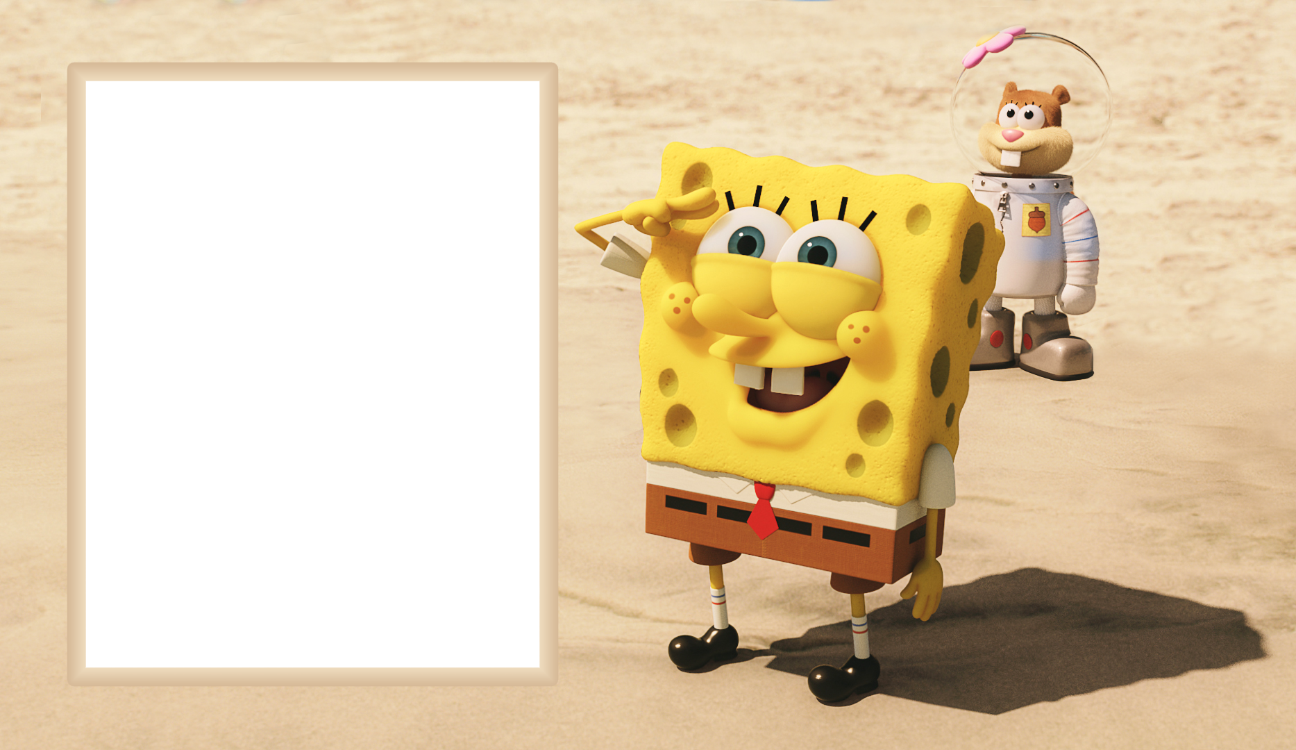 Spongebob out of png. Water clipart spiral