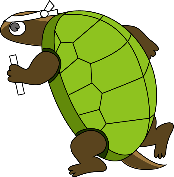 Water clipart turtle. Turtoise thumbs up free