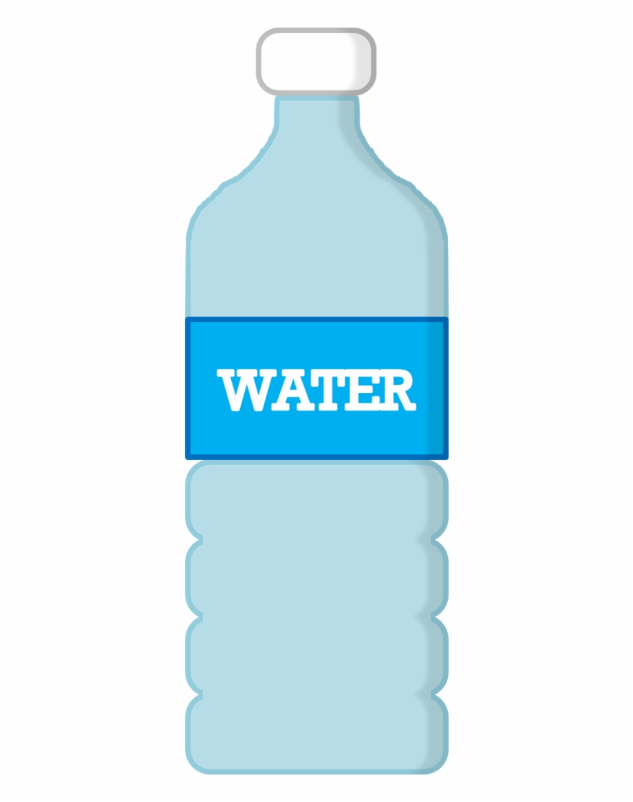Water clipart water bottle. Free download png