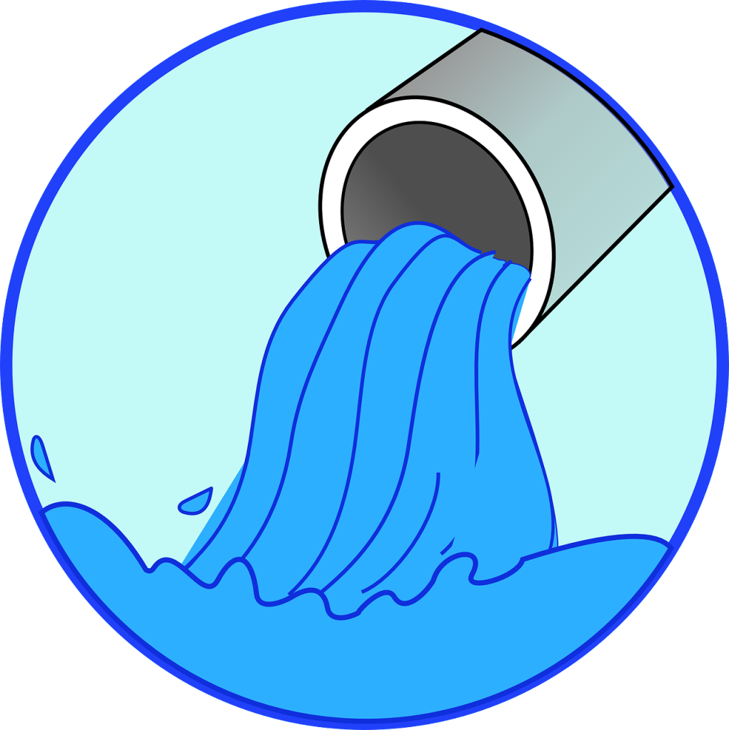 Wasterwater englishcaddy . Water clipart water supply