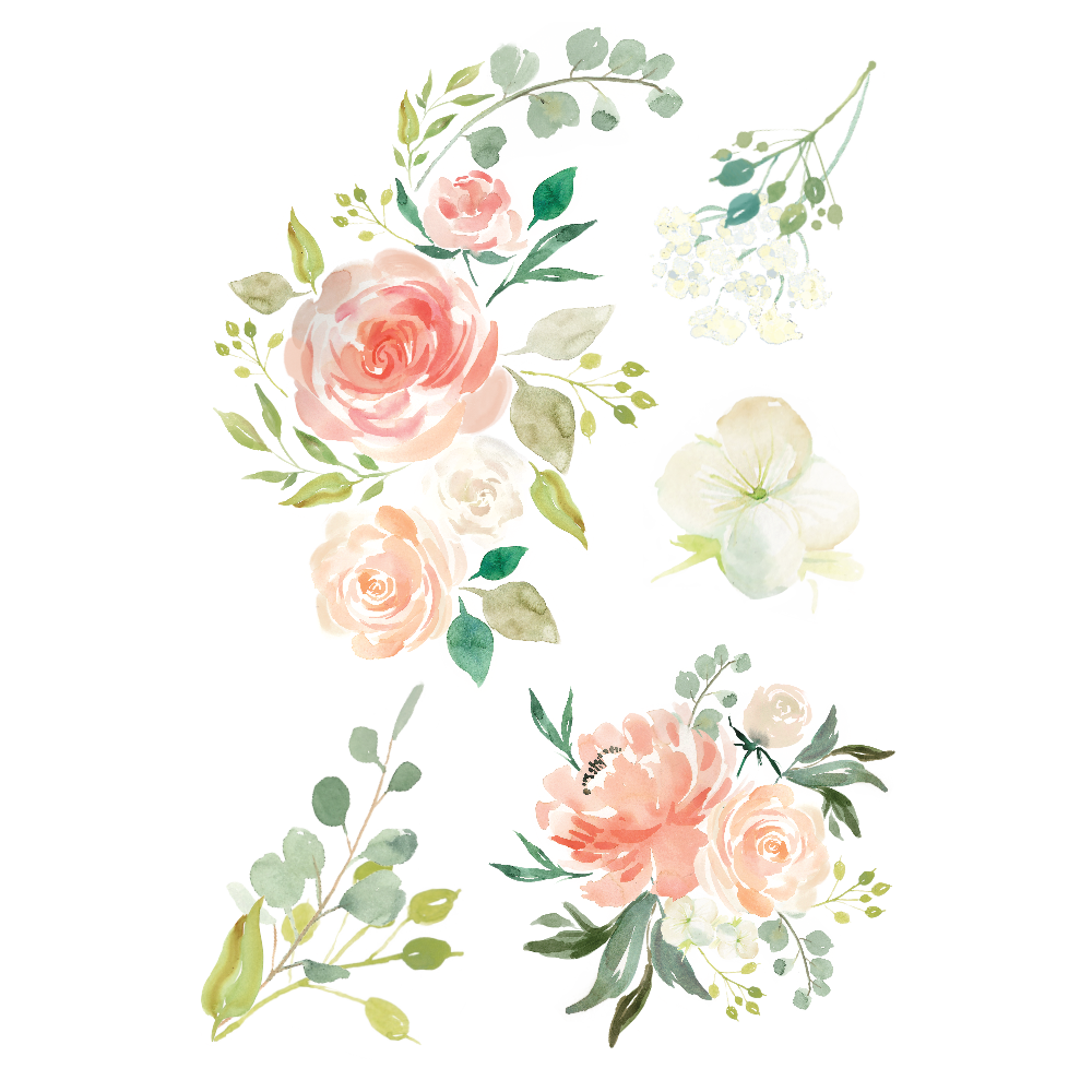 Watercolor flower png. Image flowers animal jam