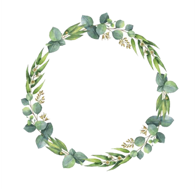 Free peoplepng com. Watercolor flower wreath png