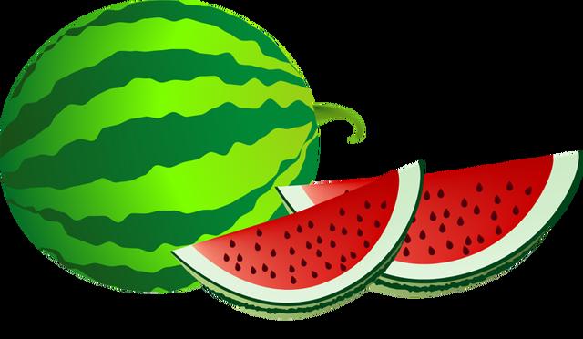 3 clipart watermelon. Free cliparts download clip