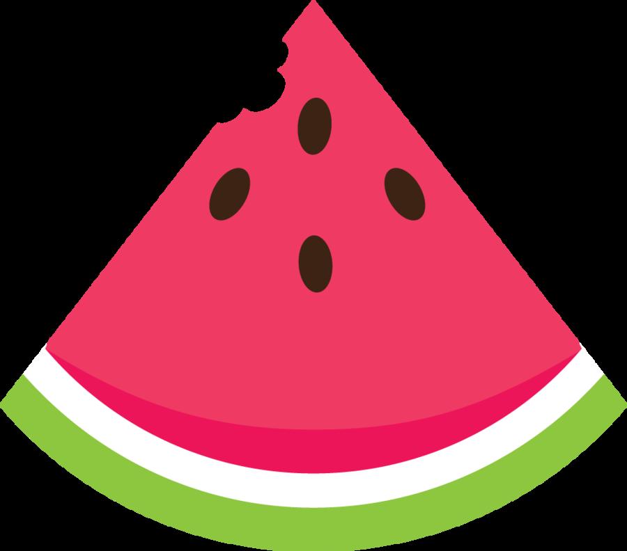 Watermelon clipart. Flavoli s profile minus
