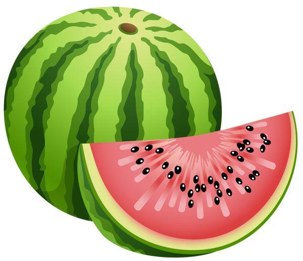 Watermelon clipart.  best printables images