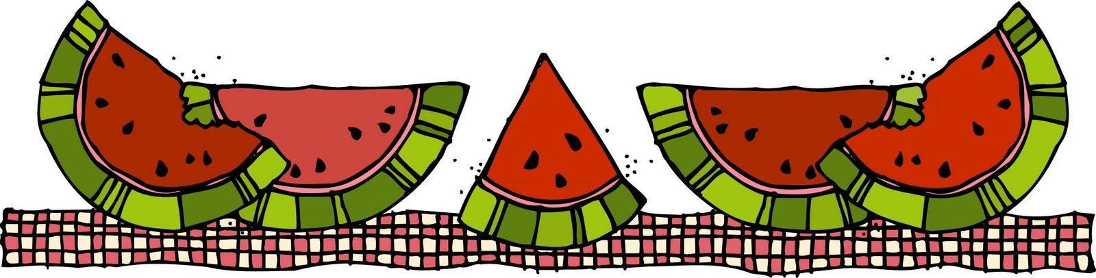 Free cliparts download clip. Watermelon clipart border