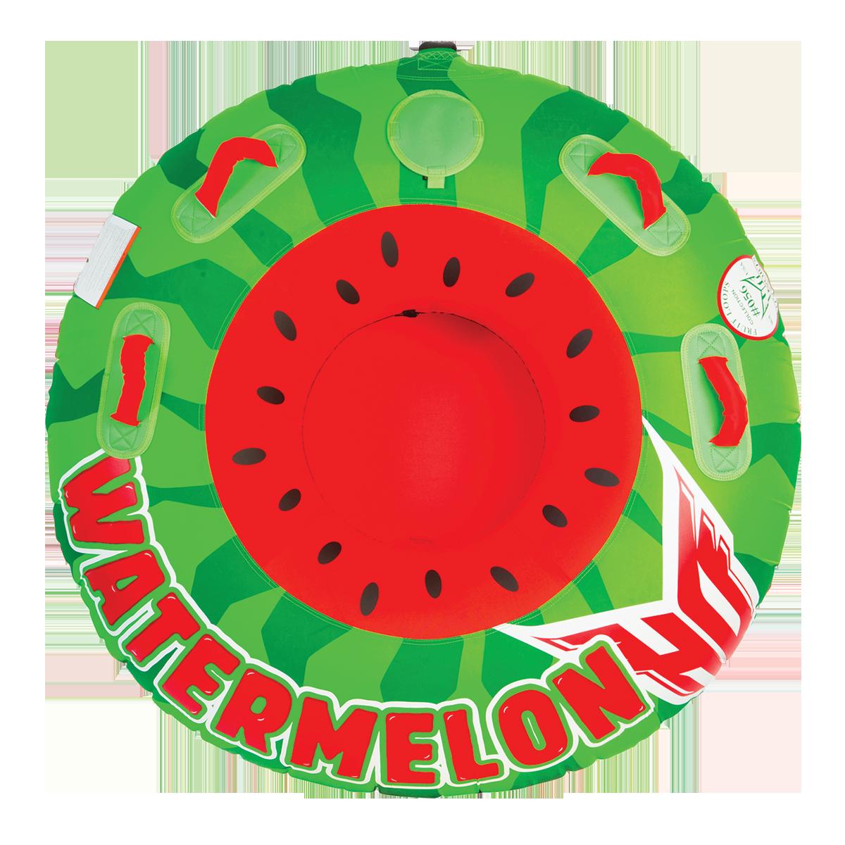 ho tube wake. Watermelon clipart circle