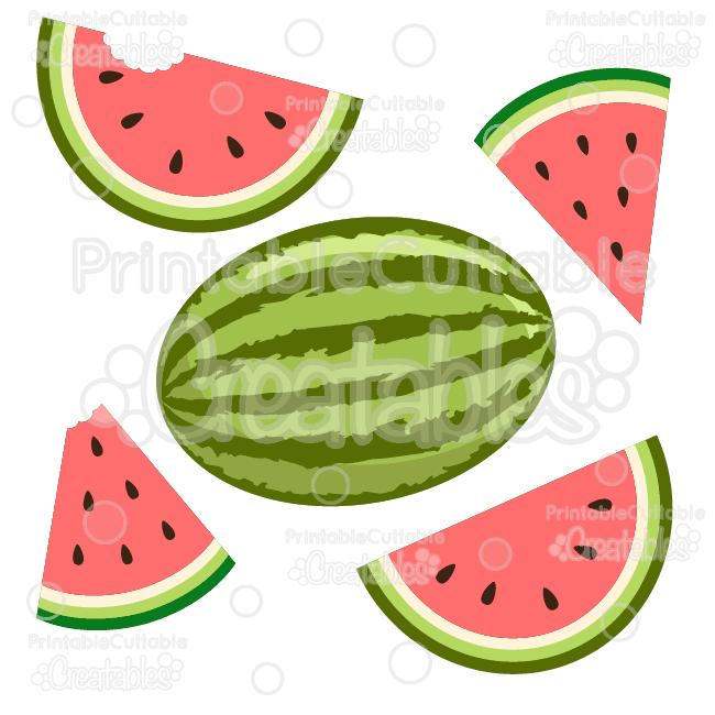 Watermelon clipart file. Summer svg cutting