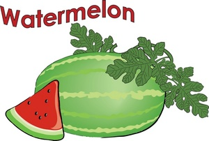 Watermelon clipart full. Whole panda free images