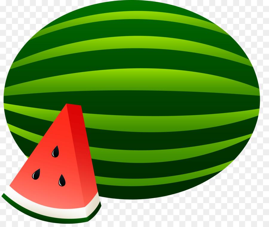 Grass background fruit . Watermelon clipart green watermelon