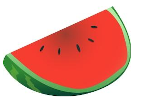 Free seedles cliparts download. Watermelon clipart orange