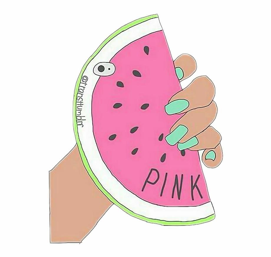 Png sandias . Watermelon clipart overlays tumblr