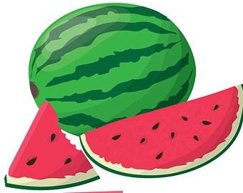 Watermelon clipart patch. Portal