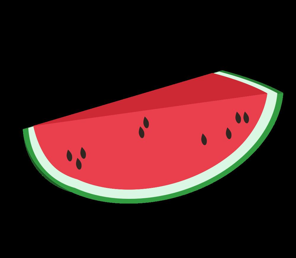 Watermelon clipart printable. Onlinelabels clip art