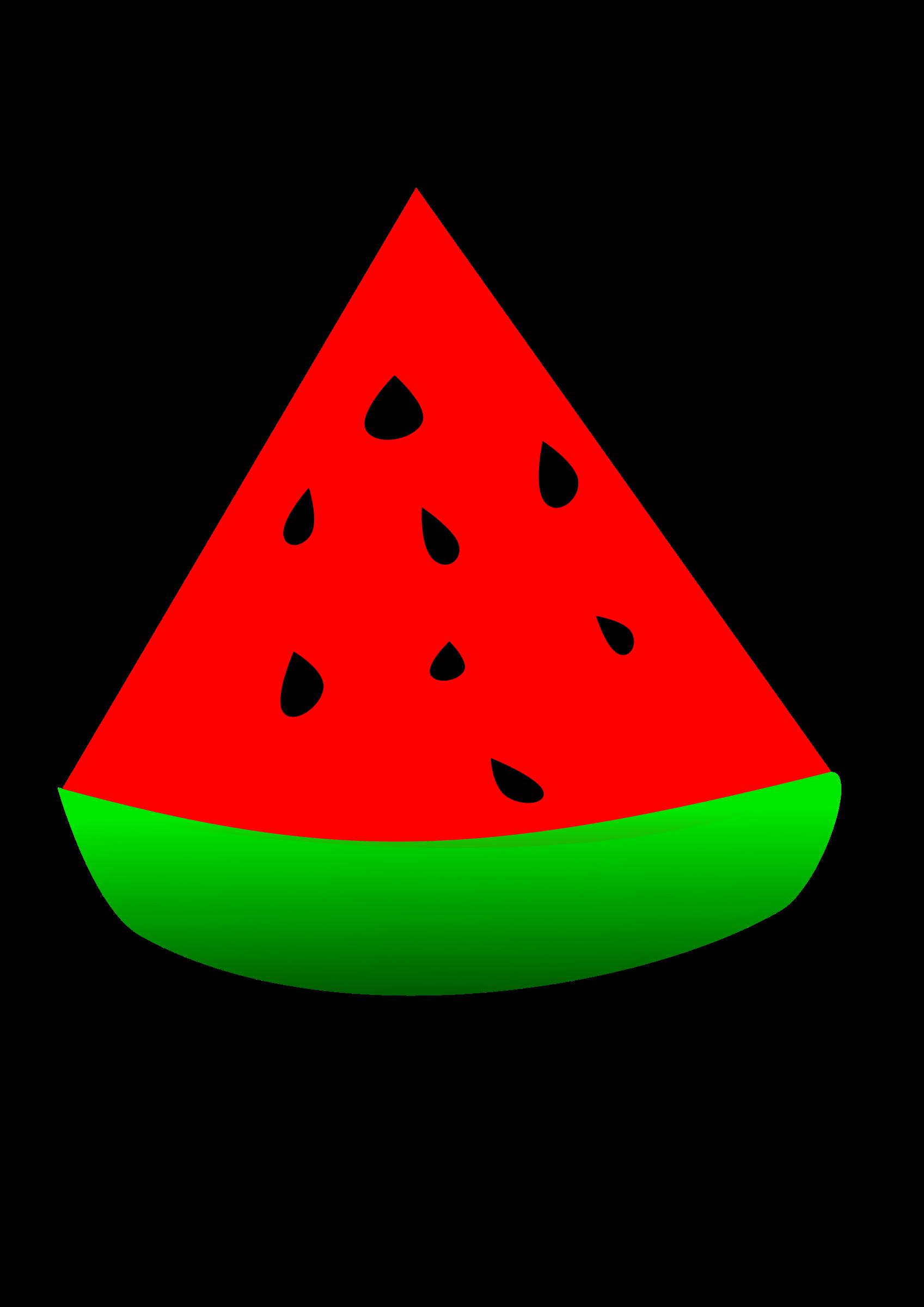Watermelon clipart sandia. Big image png