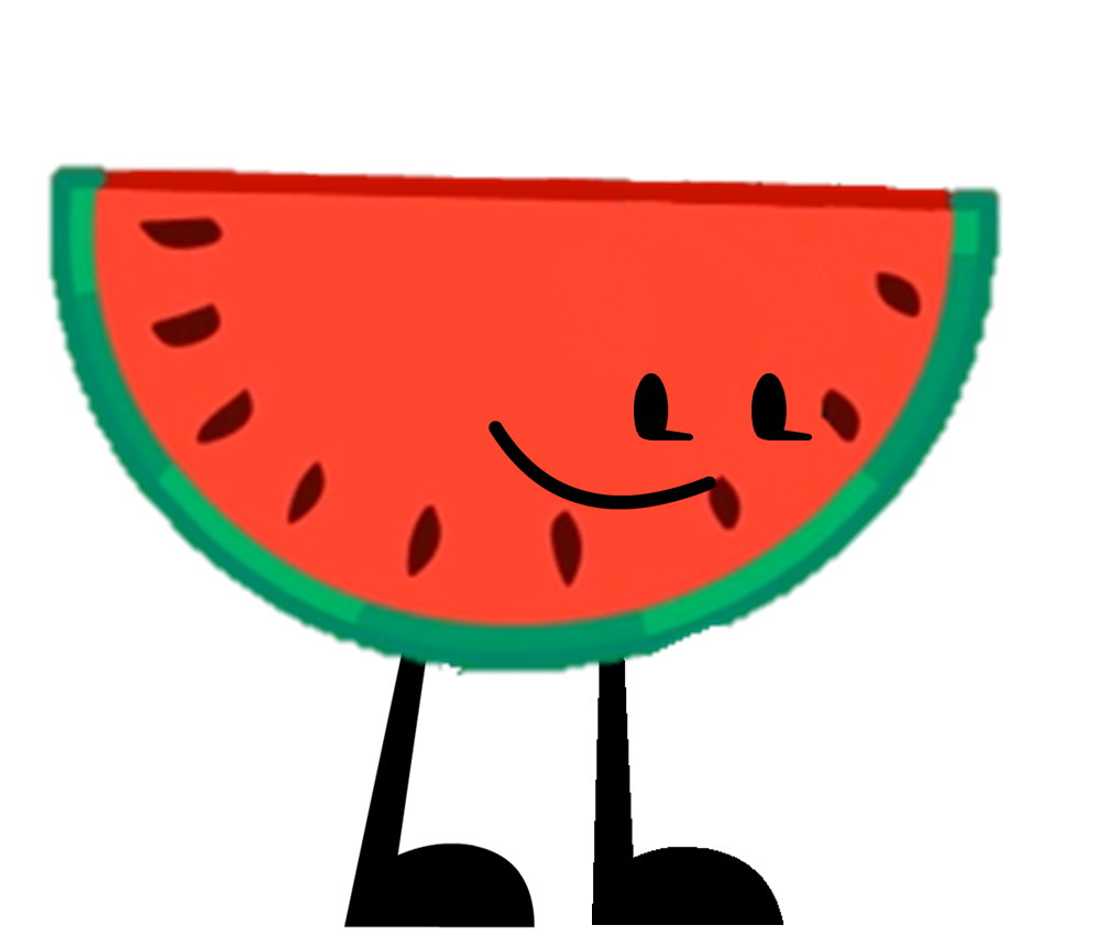 Image melony pose png. Watermelon clipart shake