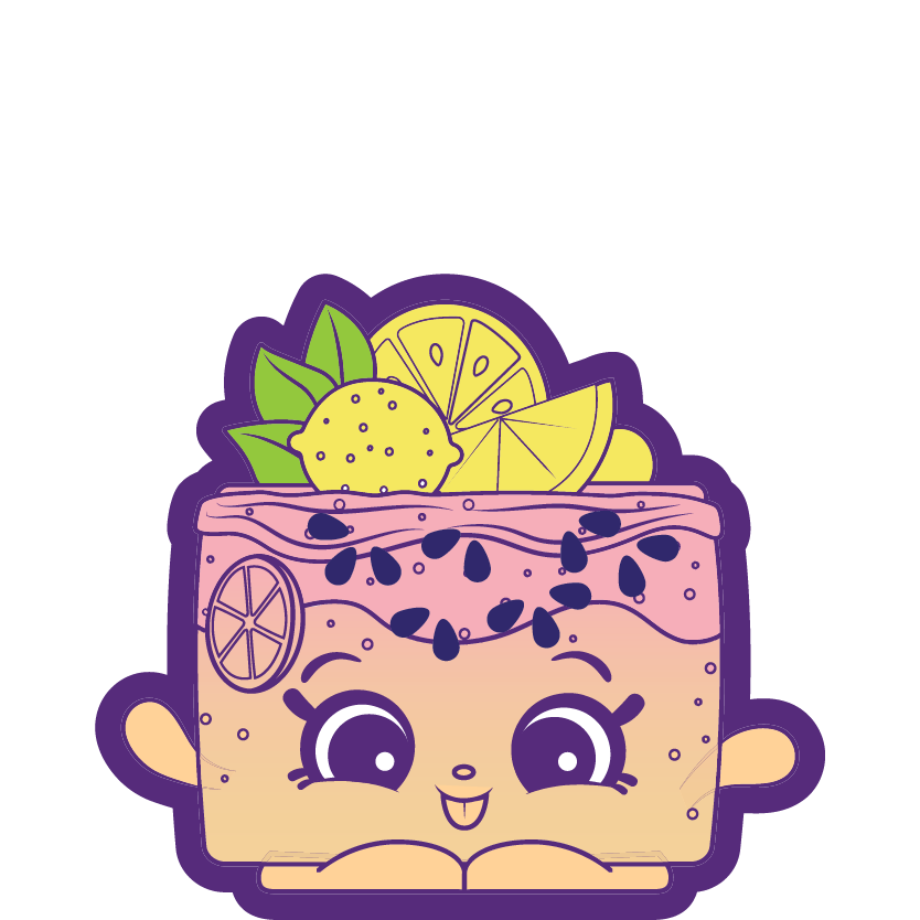 Judy fruit cake season. Watermelon clipart shopkins