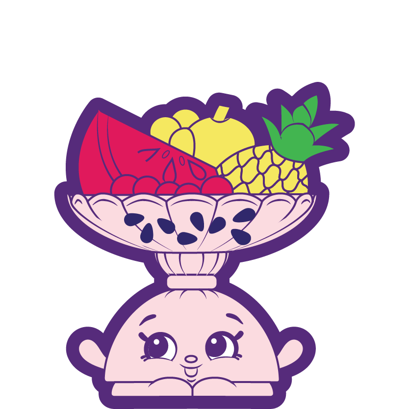 Watermelon clipart shopkins. Bowla fruits wiki fandom
