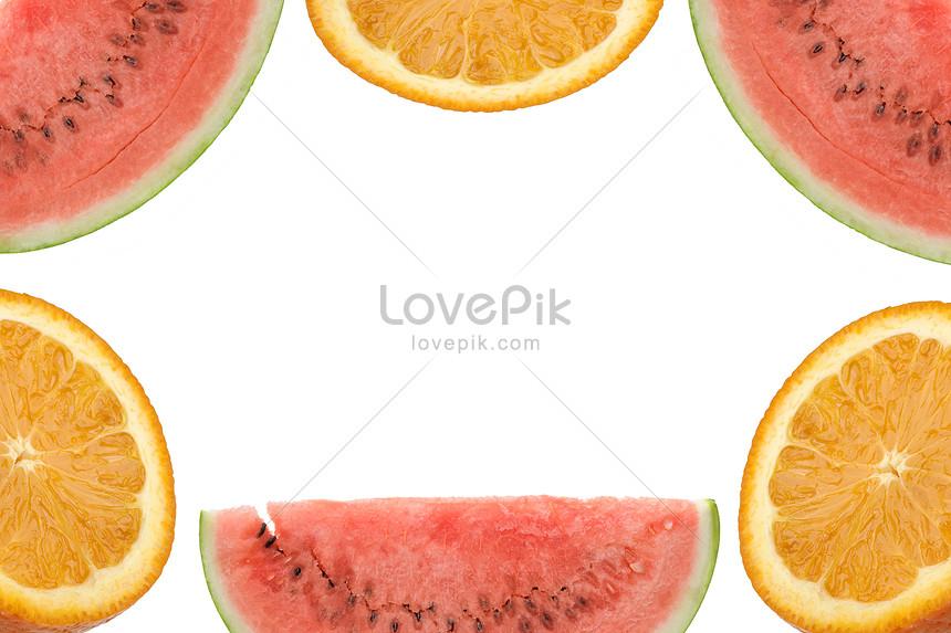 Watermelon clipart sihat. Buah buahan makanan yang