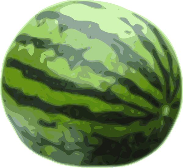 Clip art at clker. Watermelon clipart small watermelon
