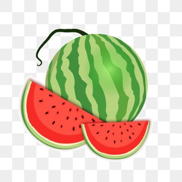 Png vector psd and. Watermelon clipart sweet fruit