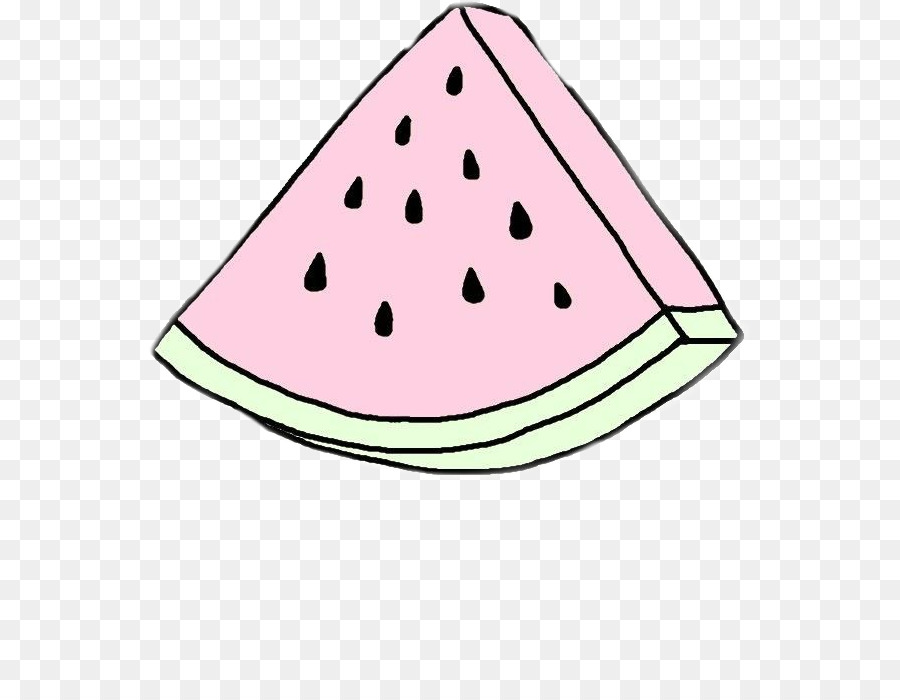 Watermelon clipart transparent tumblr. Girl cartoon