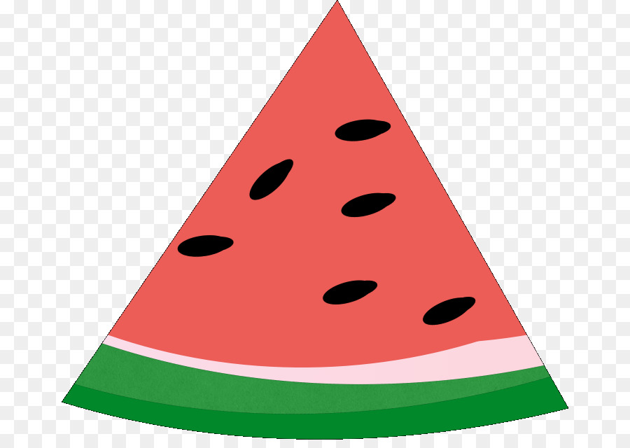 Background fruit plant . Watermelon clipart triangle thing