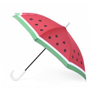 Kids hipsterkid . Watermelon clipart umbrella