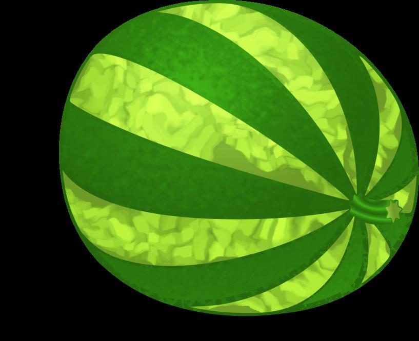 Transparent jokingart com . Watermelon clipart vector
