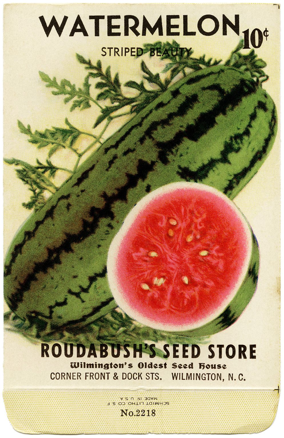Pictures of old seed. Watermelon clipart vintage