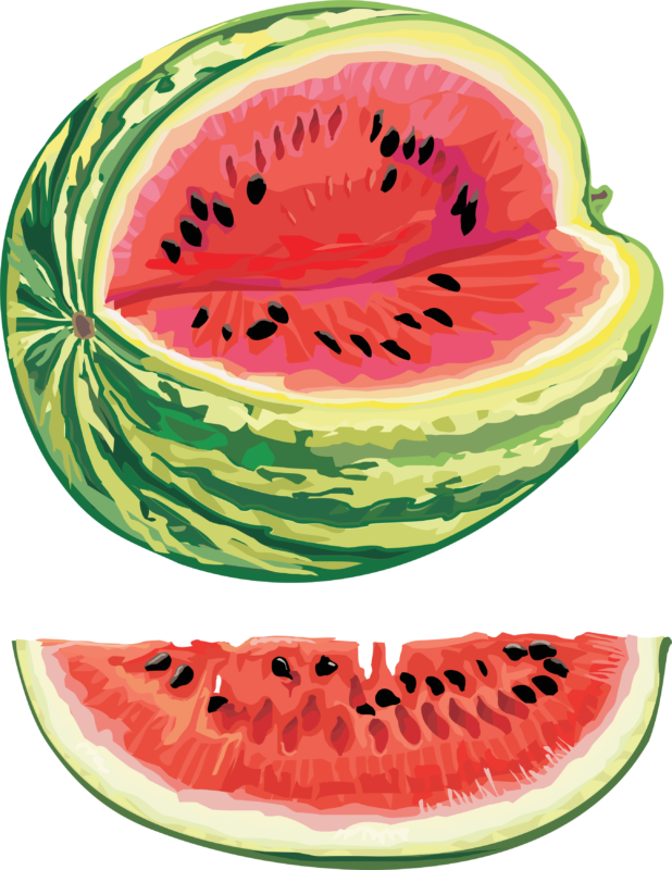 Images free download black. Watermelon clipart wallpaper