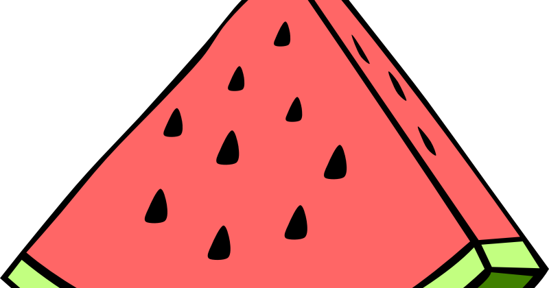 Watermelon clipart watermelon day. It s national but