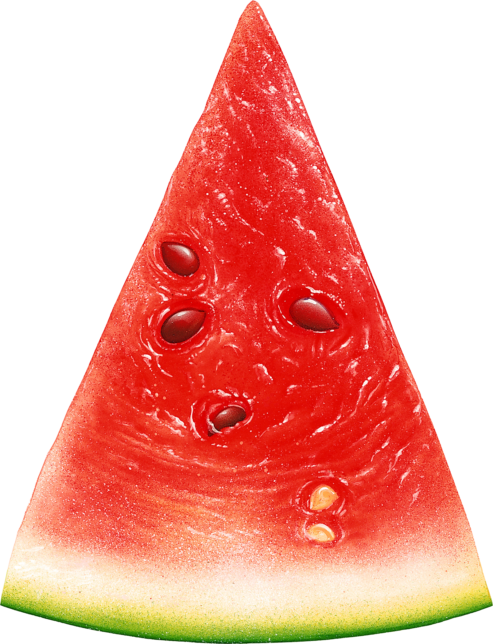 Watermelon clipart watermelon wedge. Png images free download