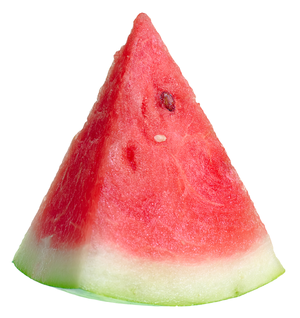 Slice png image pngpix. Watermelon clipart watermelon wedge