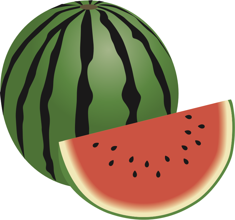 Medium image png . Watermelon clipart whole